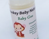 BABY GOO Unscented Organic Natural Herbal Multipurpose Diaper Cream Salve