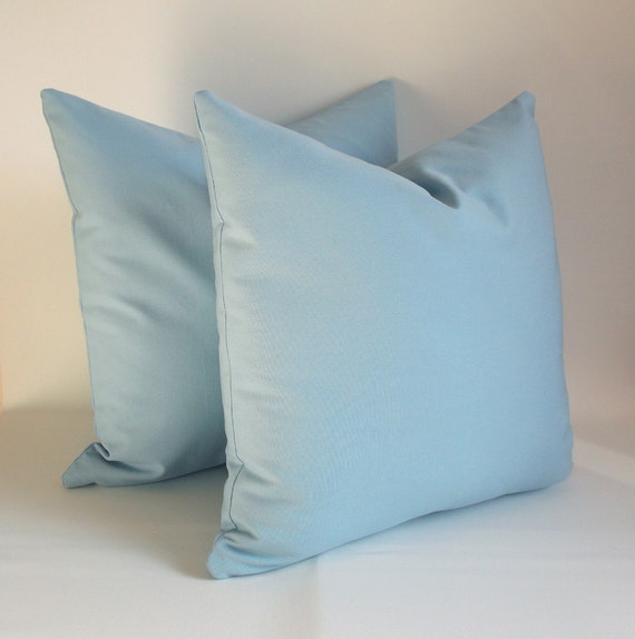 soft decorative pillows. Like this item  SET OF 2 Blue Decorative pillow cover Throw Pillow