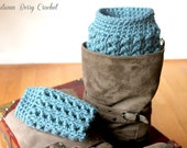 Everyday Boot Cuffs Pattern
