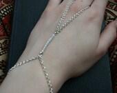 Pearl beaded Slave Bracelet.