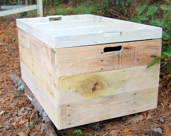 Coffee Table/ Crate/ Serving Tray/ Storage/ Reclaim/ Pallet