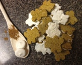 Frosted Behrs: Healthy Homemade Dog Biscuits