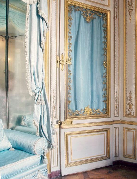 Marie Antoinette Decor Art Photography Versailles France