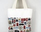 London Olympics reversible tote bag