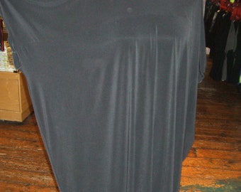 Baylis & Knight  Parisian Chic CAPE Dress Black  Elegant Adele (Smock) French Relaxed Flattering
