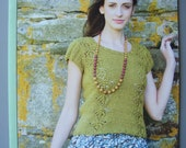 CEY Classic Elite Yarns Johns Bay: ten comfy and stylish designs using nature's palette