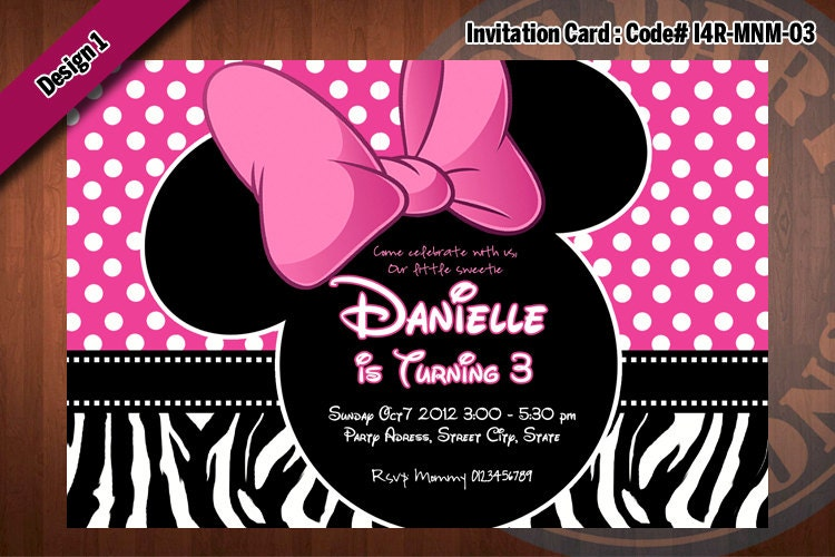 Pink And Zebra Baby Shower Invitations for luxury invitations design