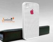 Cheap iphone 4 case, iphone 4s case ,iphone 4 cases,  line design Iphone case