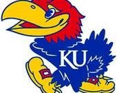 Jayhawks KU State Kansas University  Embroidery designs