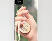 Artsy photography iphone case (Time)