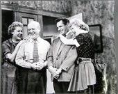 I Love Lucy 1950's TV Still Photograph Lucille Ball Desi Arnaz