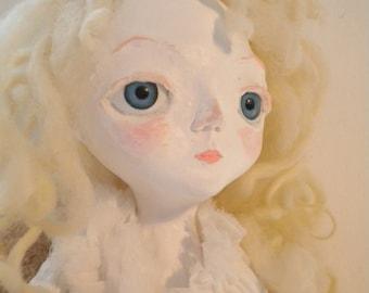 "Matilda... a 12"" OOAK doll"