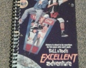 Recycled VHS Journal - Bill And Ted's Excellent Adventure