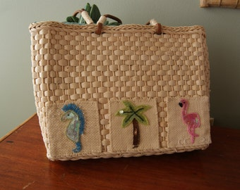 Hawaiian Tote bag/Purse