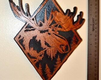 Moose Diamond