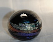 Dichroic Paperweight