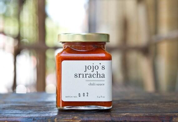 jojo's sriracha batch 002