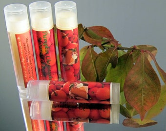 Lip Balm Natural Lip Balm Pumpkin Cheesecake Lip Balm