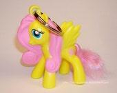 My Little Pony Fluttershy Key Chain