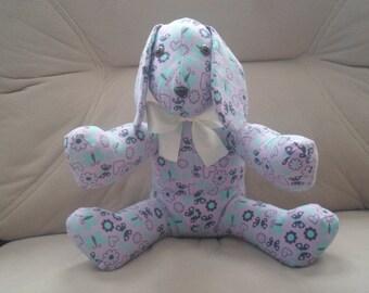 Pretty Purple Pup