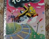 1981 Little Golden Book Tootle