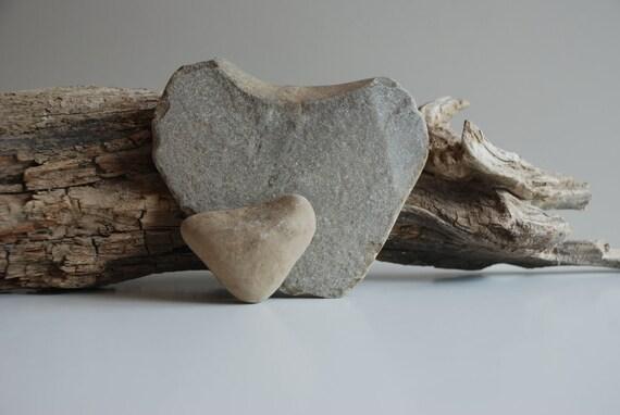 lovely heart stone