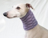 Snood for Whippets / Merino / lilac