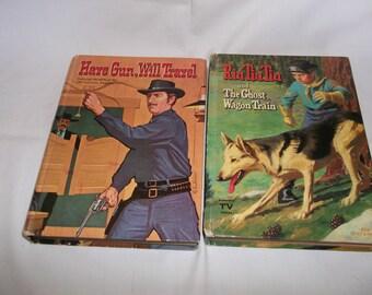 2 TV Based Childrens Books 1950s