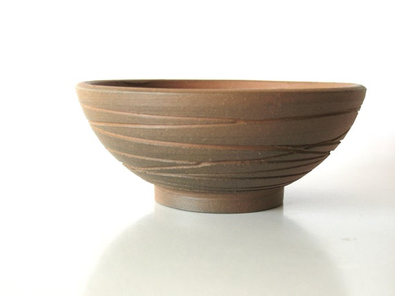 autumn tribal decor - rustic home decor - ethnic ceramics - infinity decoration - pottery bowl