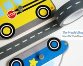 Roadway Washi Tape - TheWashiShop