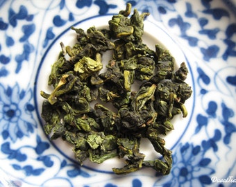 Oolong Tea - Iron Goddess Tie Guan Yin Loose Leaf Tea Premium Level Grade AAAA NET 30 grams