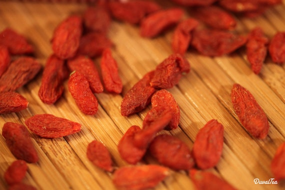 Herbal Infusion Goji Berry - Wolfberry
