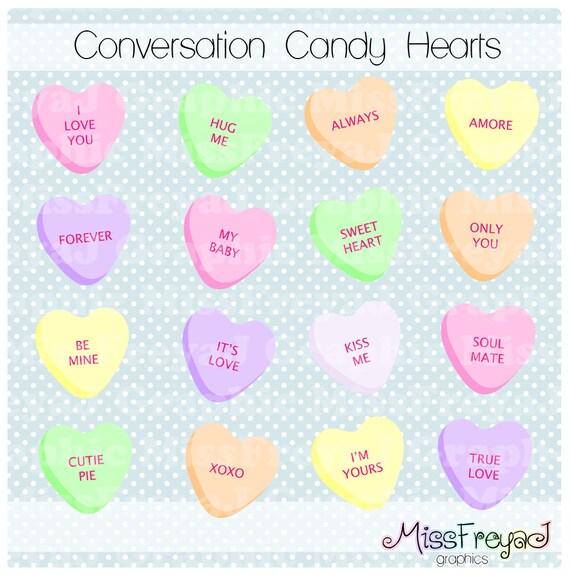 free clip art conversation hearts - photo #49