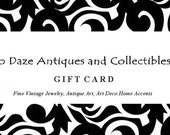 Deco Daze Gift Card | Any Denomination | Valentine Gift, Wedding Gift, Anniversary Gift, Birthday Gift | Art, Watches,  Home Decor