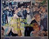 Reader's Digest Festival of Light Classical Music 12 LP Box Set