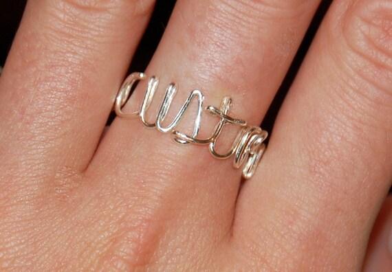 Custom Ring - Single
