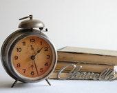 1930's Wurthner Vintage Alarm Clock