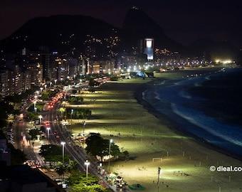 photography - Copacabana beach, Brazil