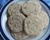 Lemon Lavender Tea Cookies (Lemon Lavend-oodles)