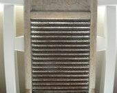 Vintage and Rustic Dubl Handi Washboard
