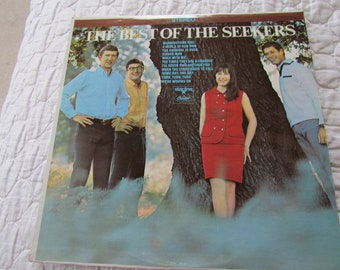 The Best of the Seekers LP