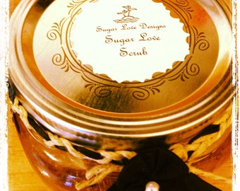Sugar Love Scrub 8 oz