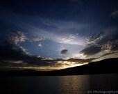Shuswap sunset- 16x20