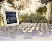 Mason Jars, Vases,  12OZ  - Glass Jars, Bottles Weddings, Baby Showers, Bridal Showers,