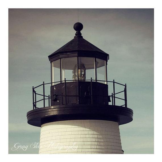 Connecticut Lighthouse (Detail)
