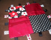 Mini Security Quilt (Tag-eez)