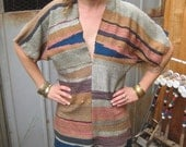 Handwoven Mojave Moonrise Mini Dress
