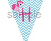 My Little Pony Printable Birthday Party Banner