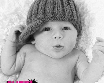 Klepmutsje voor newborns