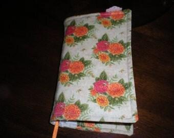 Paperback Book Cover - Floral Mum Design